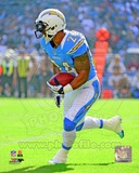 Ryan Mathews 2012 Action Photo
