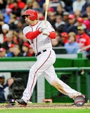 Ryan Zimmerman 2013 Action Photo