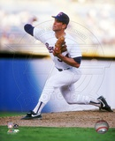 Nolan Ryan - 1991 Action Photo