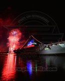 USS Intrepid July 4th, 2010 Photo