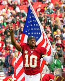 Robert Griffin III 2012 Action Photo