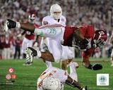 Mark Ingram University of Alabama Crimson Tide 2010 Action Photo