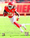 Jamaal Charles 2012 Action Photo