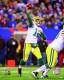 Aaron Rodgers 2012 Action Photo