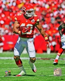 Peyton Hillis 2012 Action Photo