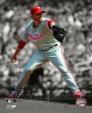 Roy Halladay 2010 Spotlight Action Photo