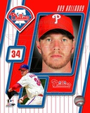 2011 Roy Halladay Studio Plus Photo