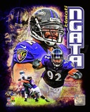 Haloti Ngata 2012 Portrait Plus Photo