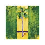 Neon Palm III Giclee Print by Elizabeth Jardine