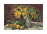 Mimosas y Limones Giclee Print by J. Ripoll