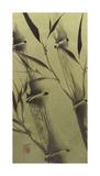 Bamboo's Peace Giclee Print by Katsumi Sugita