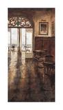 Grand Cafe Cappuccino II Giclee Print by Noemi Martin