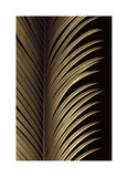 Tropical Leaf Study I Giclee Print by Andrew Levine