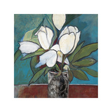 Crystal Tulips Giclee Print by Tunick Connie