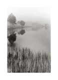 Lakeside Mist Giclee Print by Monte Nagler