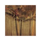 Sunset Palms II Giclee Print by  Amori