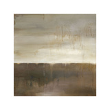September Fog Descending Giclee Print by Heather Ross