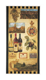 Wine Country I Giclee Print by Elizabeth Jardine