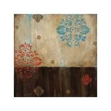 Damask Patterns I Giclee Print by Pasion Wani