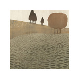 Atop the Hill Giclee Print by  Maja