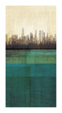 Metropolitan Jewel-Box, Emerald Giclee Print by  Amori