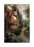 Camino Hermoso I Giclee Print by  Hali