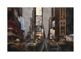 City Lights Giclee Print by Marti Bofarull