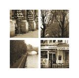 Parisien Moments Giclee Print by Marina Drasnin Gilboa