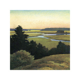 Evening Tide Giclee Print by Sandy Wadlington
