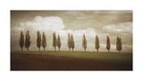 Before the Valley Giclee-trykk av Heather Jacks