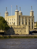 The Tower of London, UNESCO World Heritage Site, London, England, United Kingdom, Europe Photographic Print by Simon Montgomery