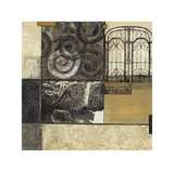Classical Ruins I Giclee Print by Connie Tunick