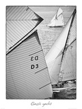 Classic Yacht Posters av Guillaume Plisson