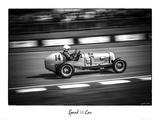 Speed Car Plakater af Guillaume Plisson