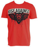 Rise Against - Wolf Wings T-shirts