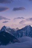 Dudh Kosi Valley, Solu Khumbu (Everest) Region, Nepal, Himalayas, Asia Photographic Print by Ben Pipe