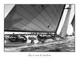 Sous le vent de Cambria Poster by Guillaume Plisson