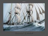 Statsraad Lehmkuhl 2 Print by Philip Plisson