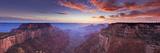 Wotans Throne, Cape Royal Viewpoint, North Rim, Grand Canyon Nat'l Pk, UNESCO Site, Arizona, USA Fotodruck von Neale Clark