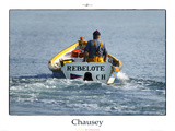 Chausey Print by Philip Plisson