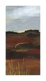 West Range Giclee Print by Leslie Bernsen