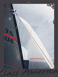 America's Cup 1 Prints by Philip Plisson