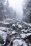 Dodh Kosi River, Khumbu (Everest) Region, Nepal, Himalayas, Asia Photographic Print by Ben Pipe