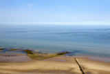 Quiet Beach Between Cromer and Overstrand, Norfolk, England, United Kingdom, Europe Photographic Print by Mark Sunderland