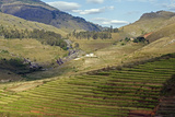 Landscape of the Highlands, Fianaranstoa Region, Madagascar, Africa Photographic Print by J P De Manne