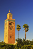 Koutoubia Mosque, Marrakesh, Morocco, North Africa, Africa Photographic Print by Jochen Schlenker