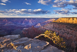 Pipe Creek Vista Point Overlook, South Rim, Grand Canyon Nat'l Park, UNESCO Site, Arizona, USA Photographic Print by Neale Clark