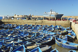 Port, Essaouira, Atlantic Coast, Morocco, North Africa, Africa Photographic Print by Jochen Schlenker