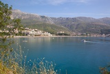 View of Bay, Becici, Budva Bay, Montnegro, Europe Photographic Print by Frank Fell