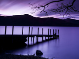Ashness Landing, Derwentwater, Lake District National Park, Cumbria, England, United Kingdom Photographic Print by Ian Egner